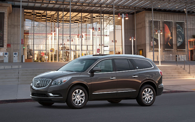 Buick 2013 Enclave front
