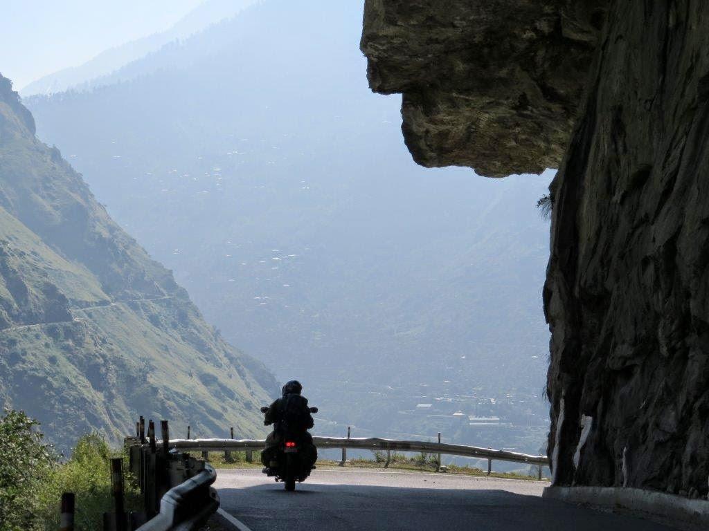 kinnaur roads