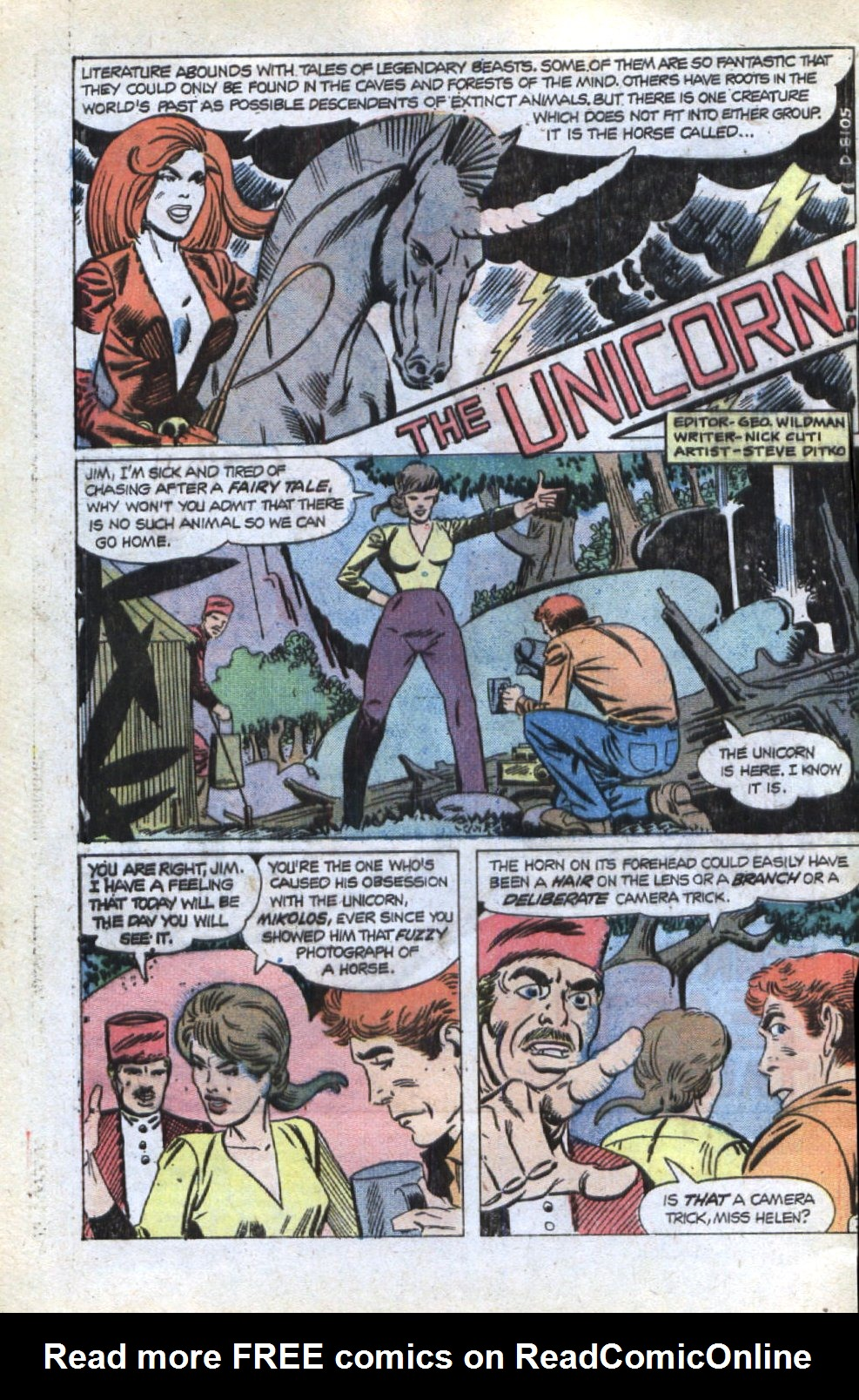 Read online Scary Tales comic -  Issue #11 - 4