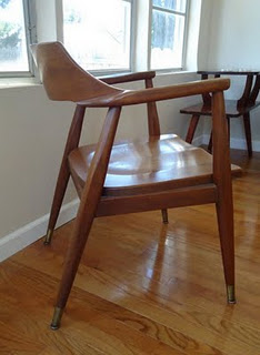Mid Century Midwest Office Chairs Revisited