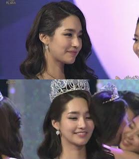 Plastic Surgery Miss Korea Kim Yumi