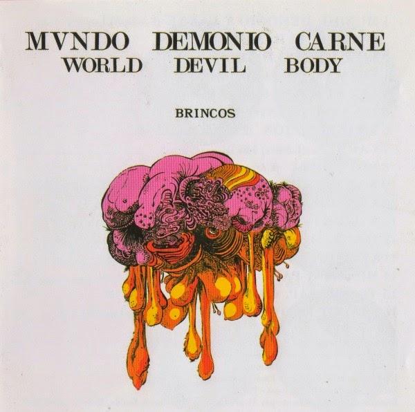 Los Brincos World Devil Body