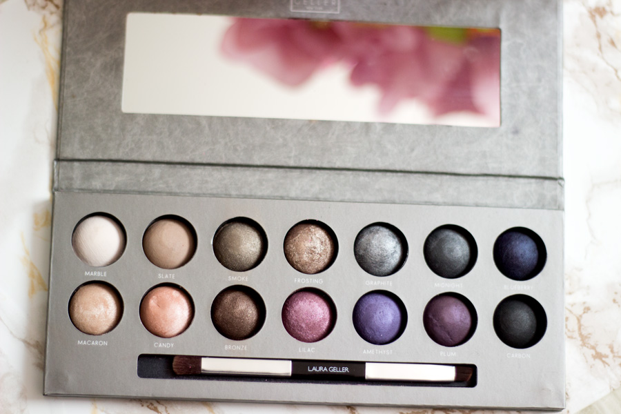 Fashstyleliv Laura Geller The Delectables Eyeshadow Palette Review