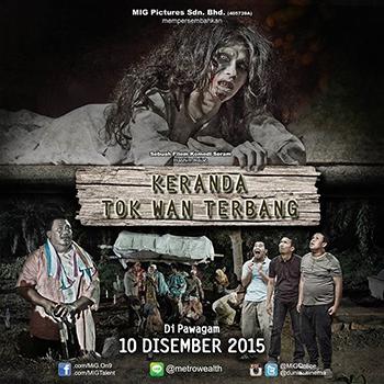 filem, filem terbaru 2015, filem keranda tok wan terbang, sinopsis filem keranda tok wan terbang