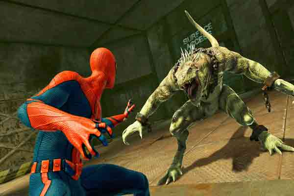 The Amazing Spiderman (2012) Full PC Game Single Resumable Download Links ISO