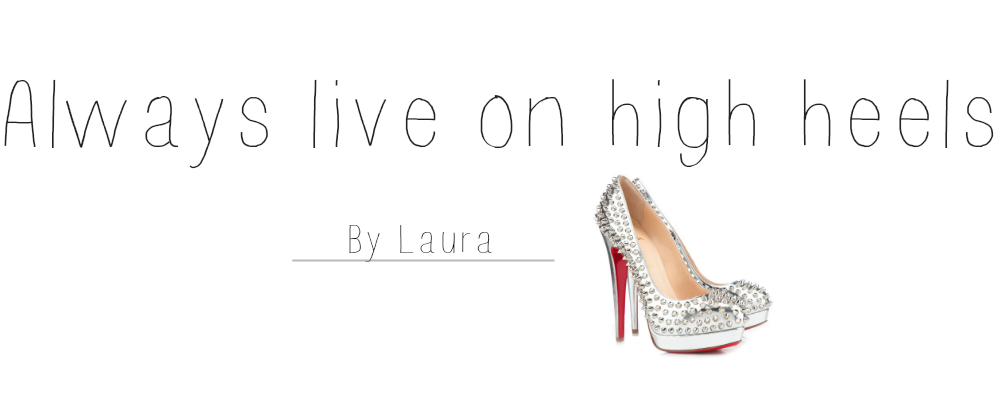 ALWAYS LIVE ON HIGH HEELS