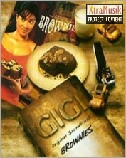 Gigi - Ost. Brownies (Album 2005)