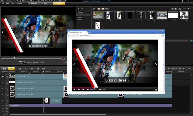 sreenshot for  Corel Vdeostudio Pro x5 Free Download