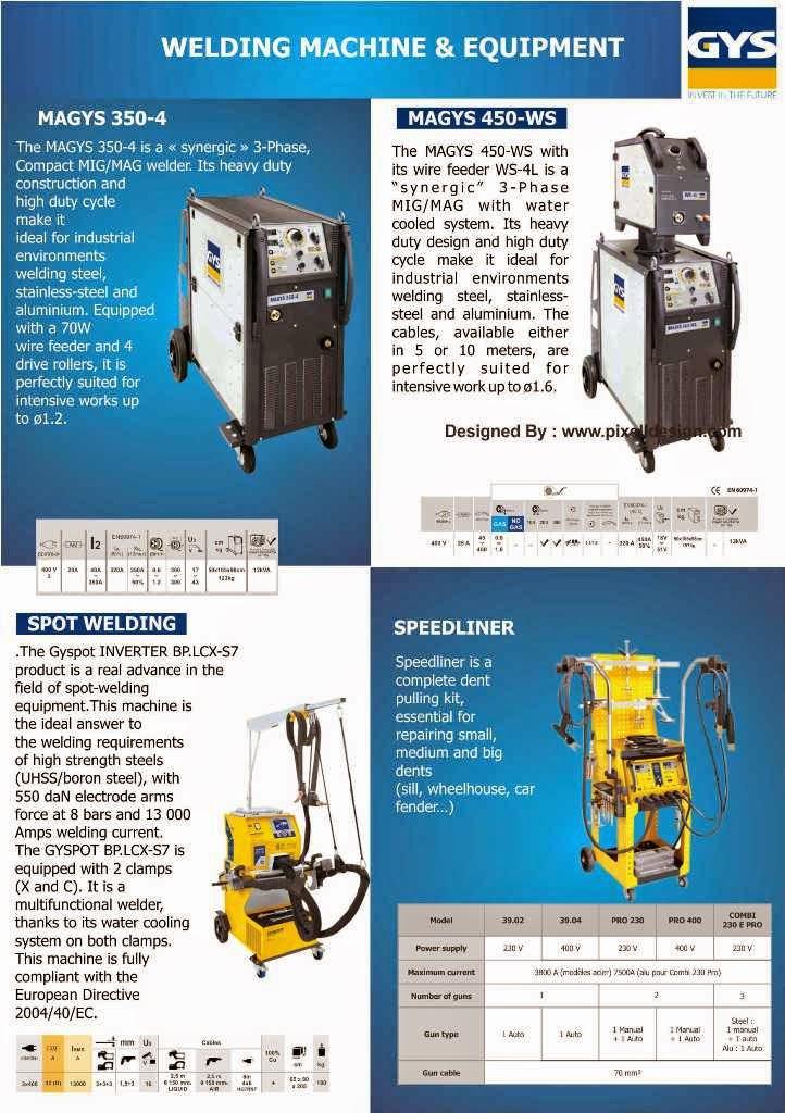 Contoh Desain Katalog Mesin Dan Peralatan Desain Dan