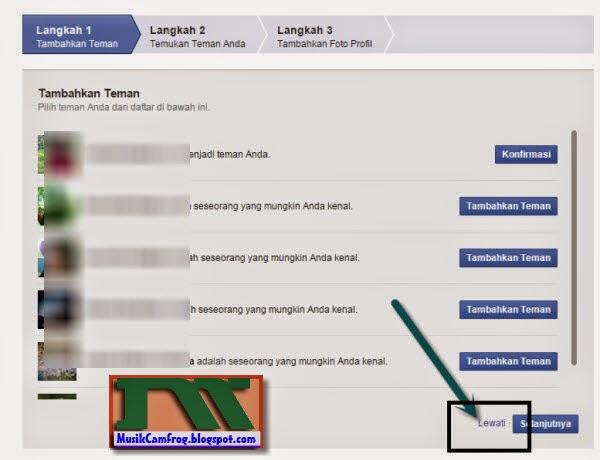 bagaimana caranya membuat facebook