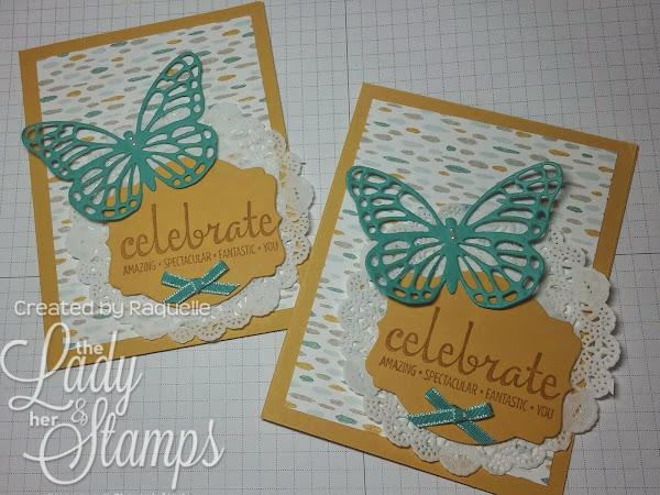 Butterfly Framelits are a fluttering!