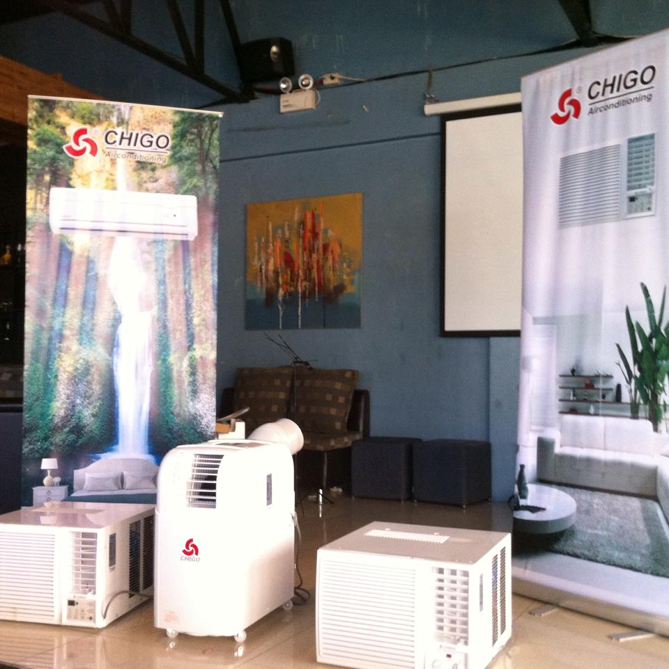 All about jamesepp chigo philippines launches the new and improved satisfaction that help the environment and also to the health of its customers today chigo philippines is proudly to present its new window type aircon publicscrutiny Image collections