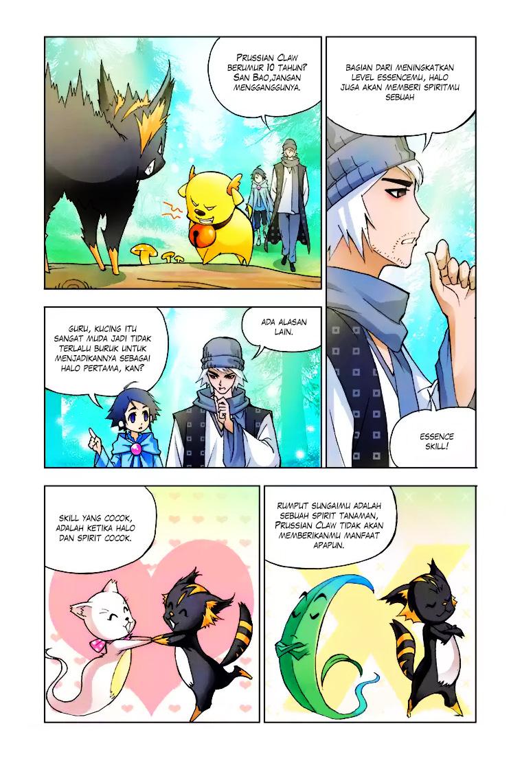 Soul Land Chapter 5