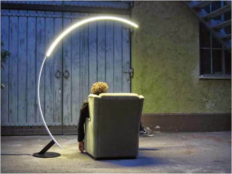 Cool Floor Light Design