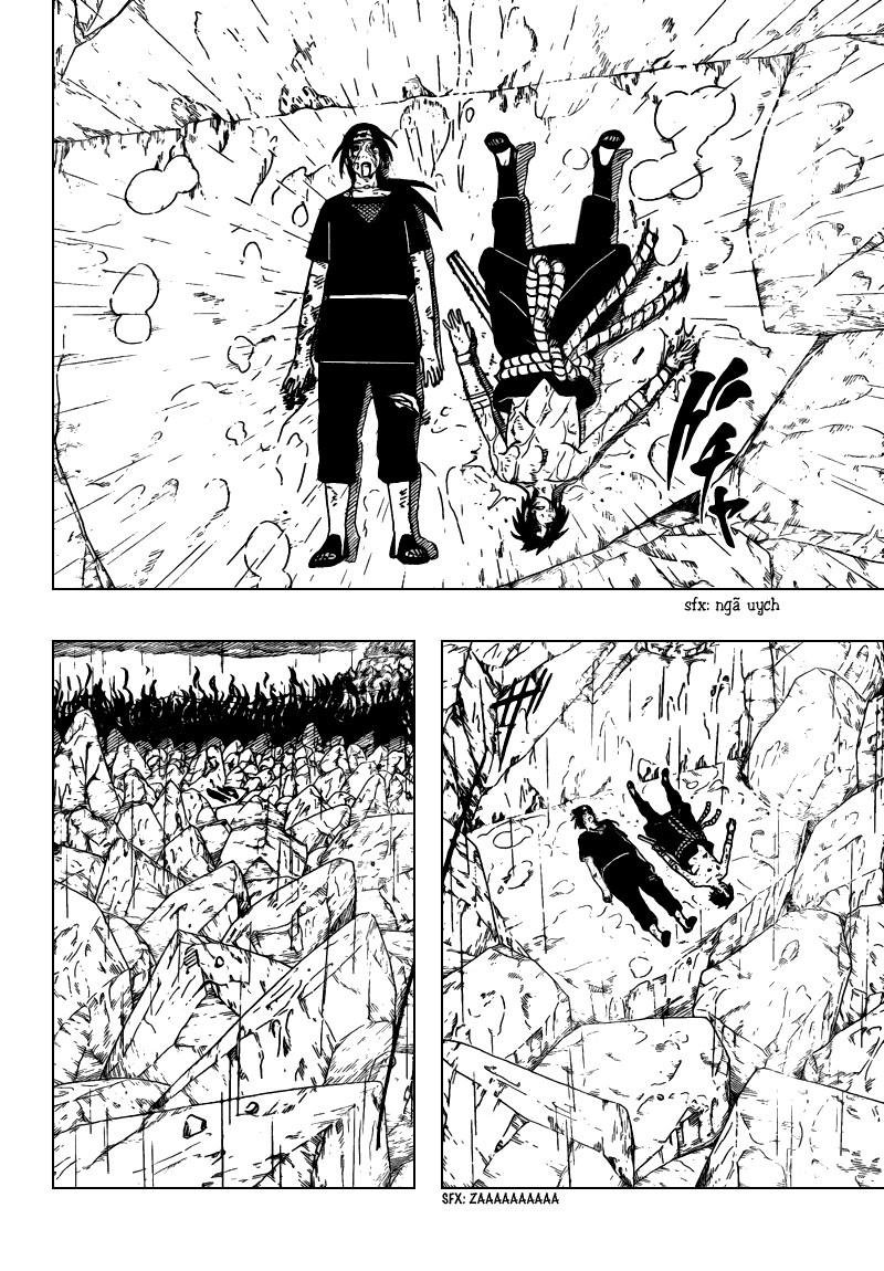 Naruto chap 394 Trang 10 - Mangak.info
