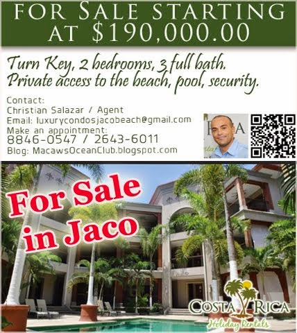 Condos for Sale Jaco Beach