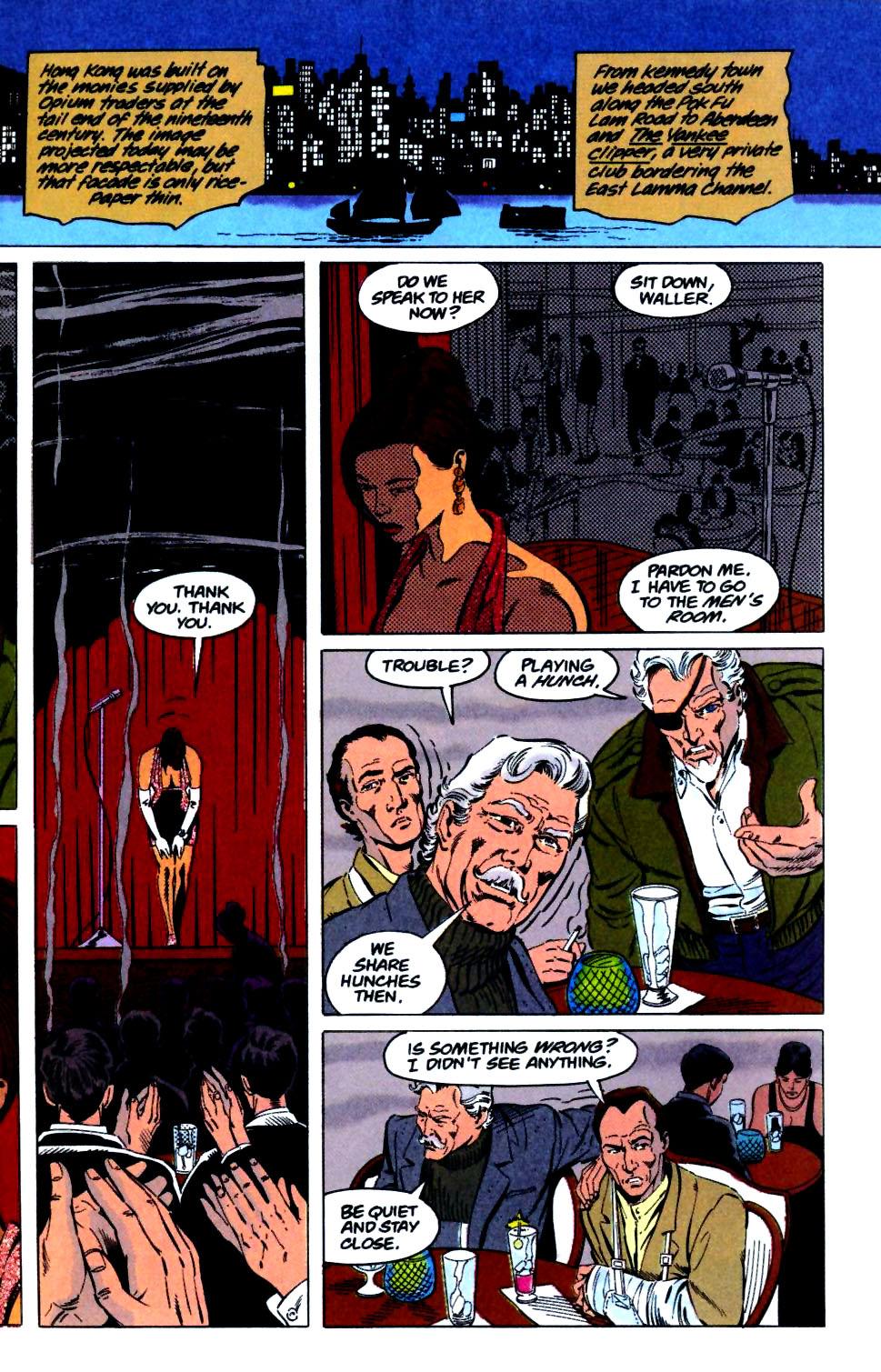 Deathstroke (1991) Issue #29 #34 - English 4