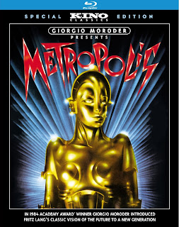 "Blu-ray Review | ""Giorgio Moroder Presents Metropolis"""