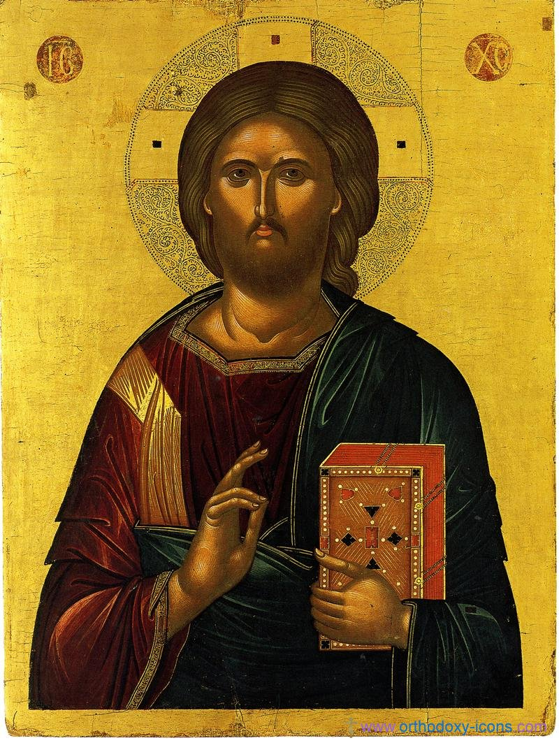 eastern orthodox icons jesus - photo #4
