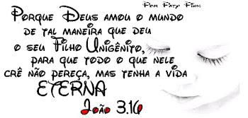 João 3.16 (Deus é louco por você)