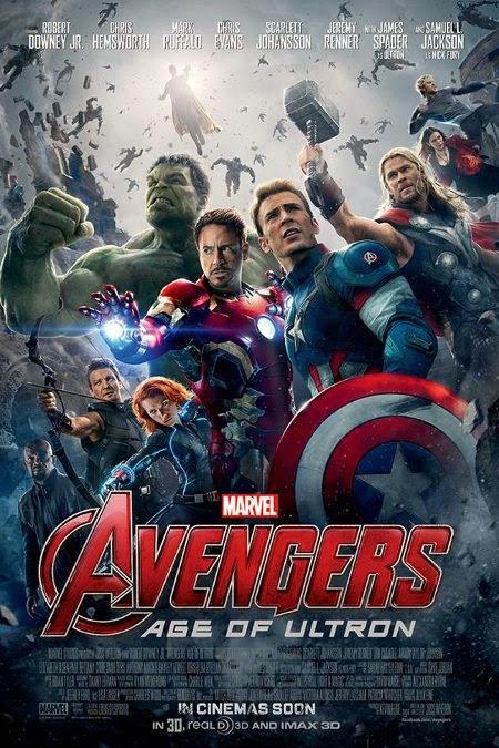 Tonton, The Avengers: Age Of Ultron (2015), Full Movie, Cinema, Filem Terbaru