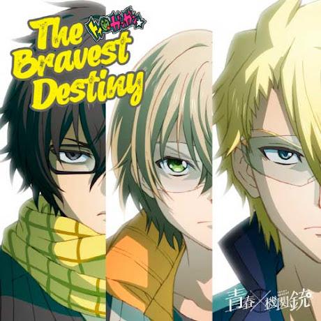 Aoharu x Kikanjuu opening The Bravest Destiny letra y traduccion