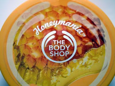 Manteca Corporal Honeymania, The Body Shop