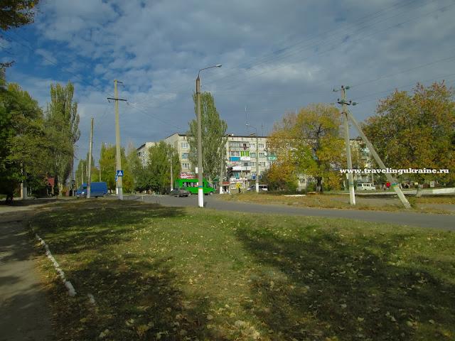 Микрорайон Артема, район Хлебзавода