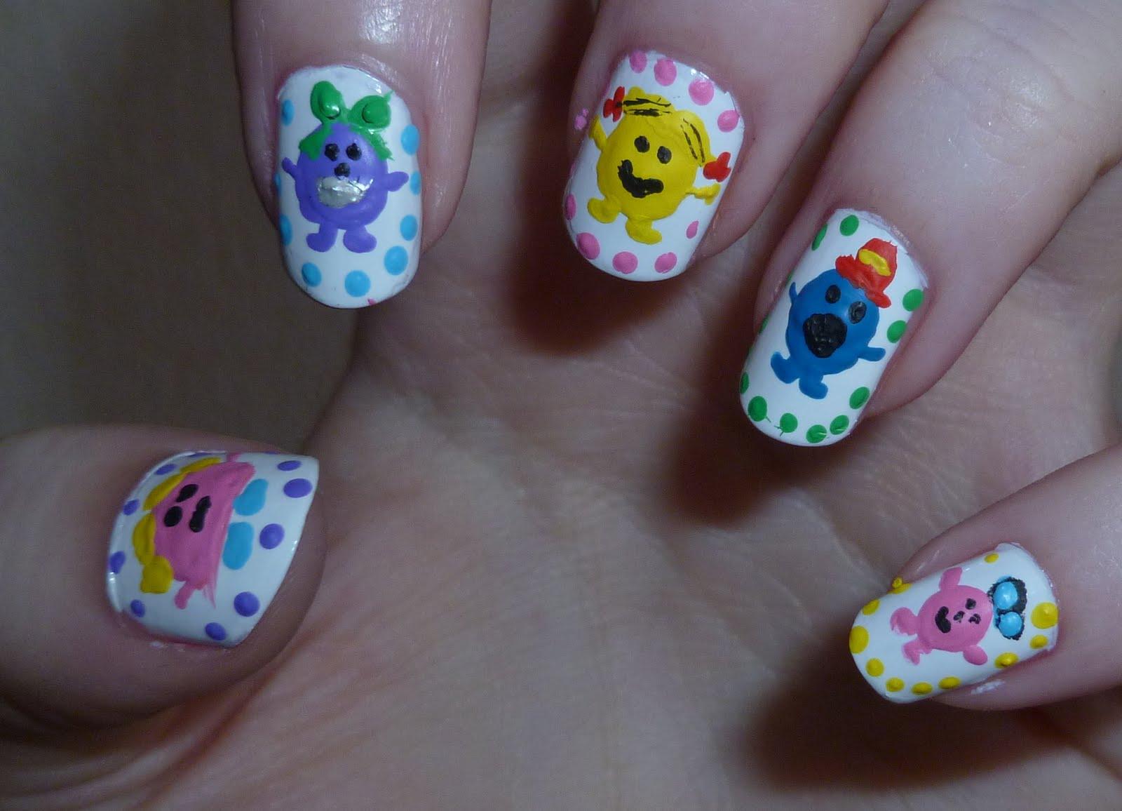 Little Miss Nails