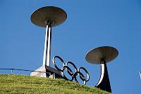 Bergisel Innsbruck Venue of Olympic Winter Games Austria