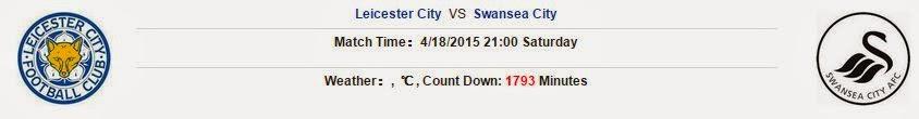 Dự đoán cá độ Leicester vs Swansea