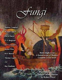 Fungi #20, 2011, copertina