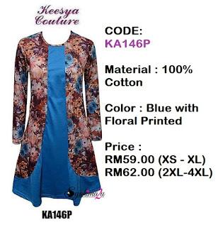 T-shirt-Muslimah-Keesya-KA146P