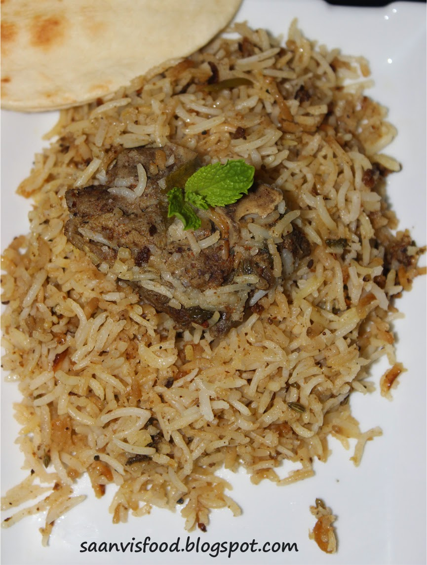 Mutton Kachi Biryani (Restaurant Style Mutton Biryani)