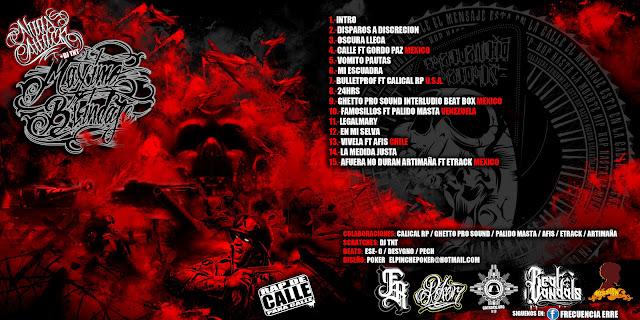 Nuas Attack + DJ TNT - Maximo Blindaje 2012