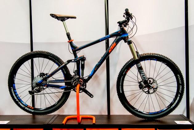 New Bike Ktm Bikes New Range Arm Crank