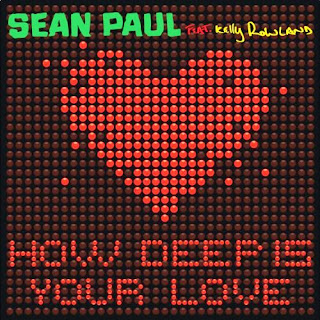 Sean Paul Feat Kelly Rowland   How Deep Is Your Love   PROMO CDR