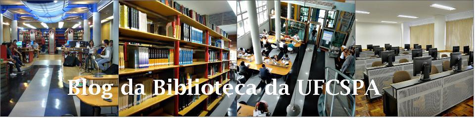 Blog da Biblioteca da UFCSPA