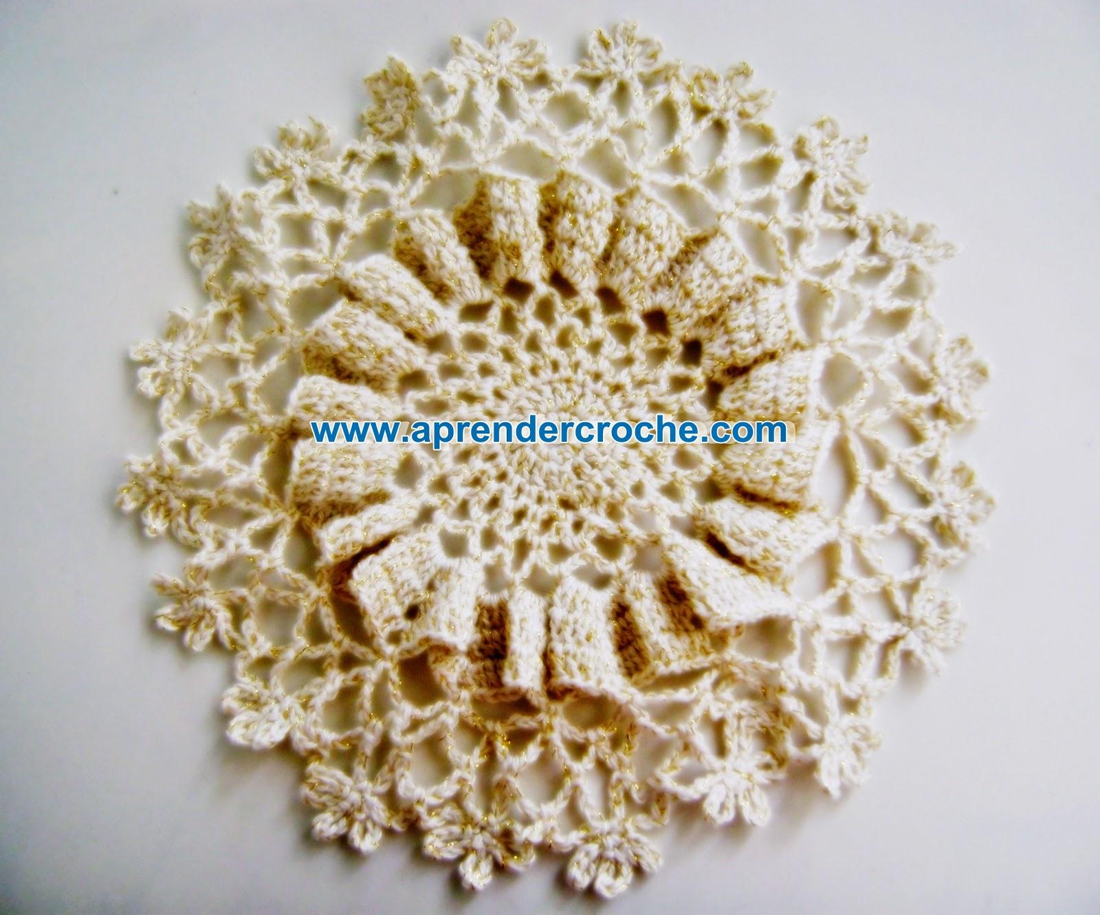 aprender croche toalhinhas brilho noroeste dvd loja curso de croche edinir-croche
