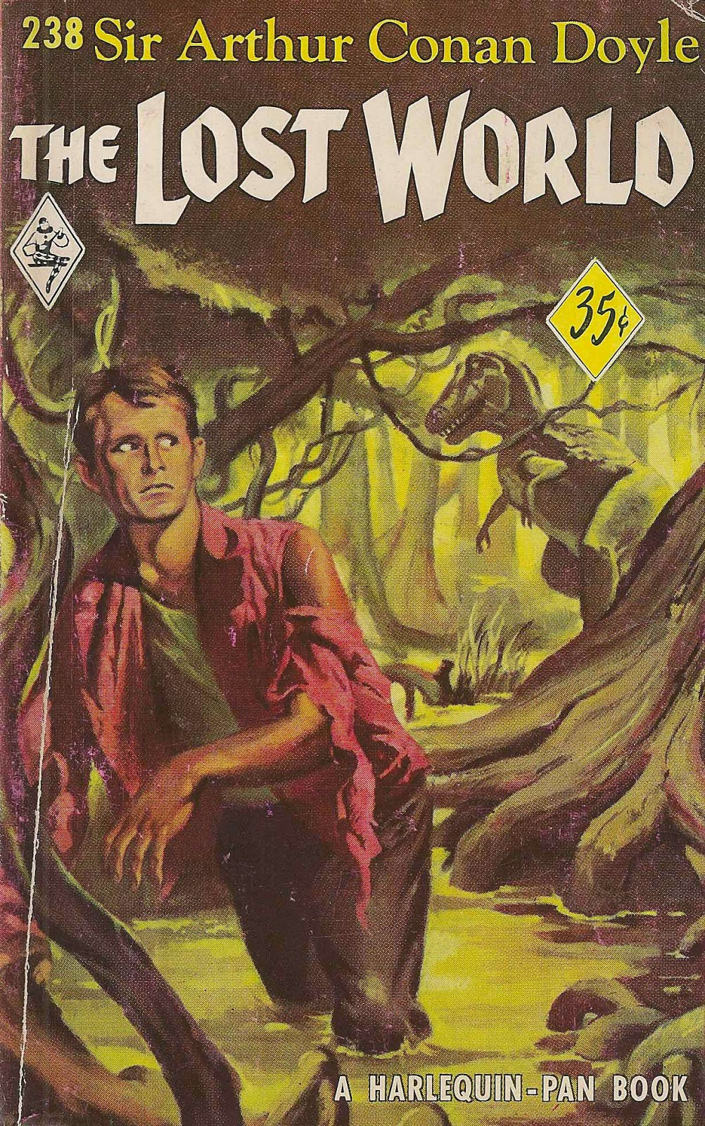 http://pulpcovers.com/the-lost-world/