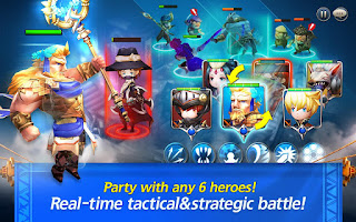 Chrono Saga Apk Android
