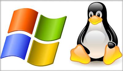 Cara mengakses file di linux dari windows ( dual boot )