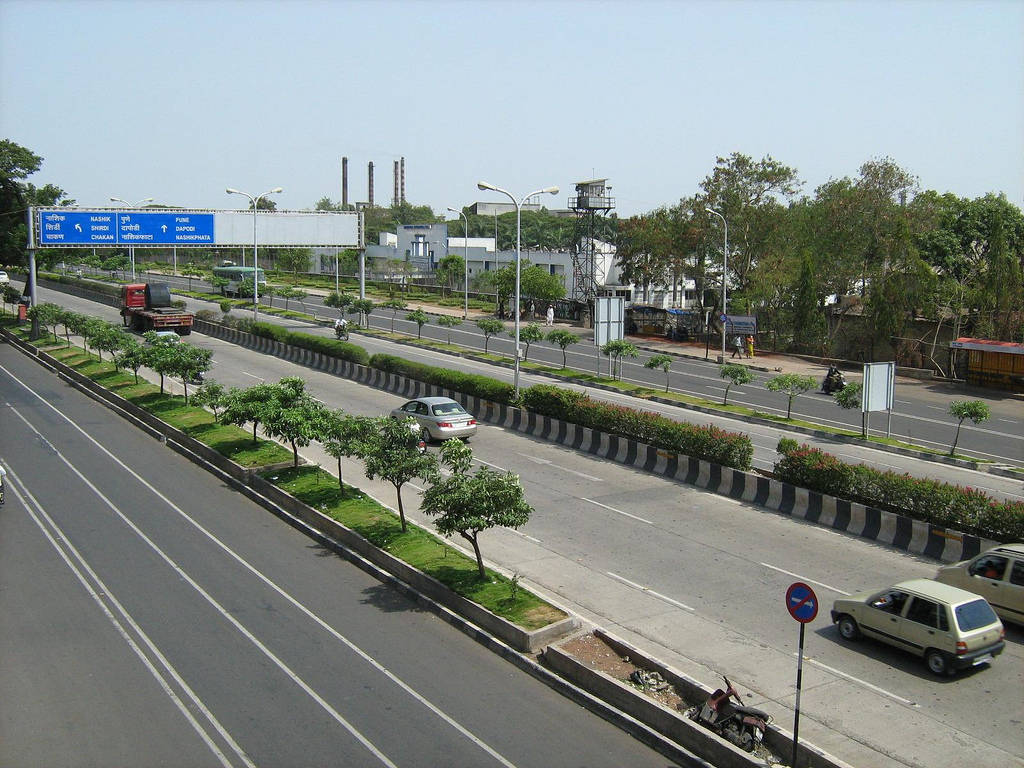 RisingCitizen Pics Of New Indian Highways And Roads