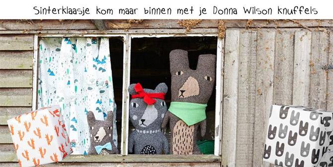 Donna Wilson creatures