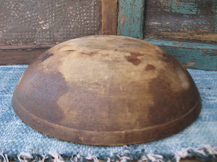 early dough bowl original surface