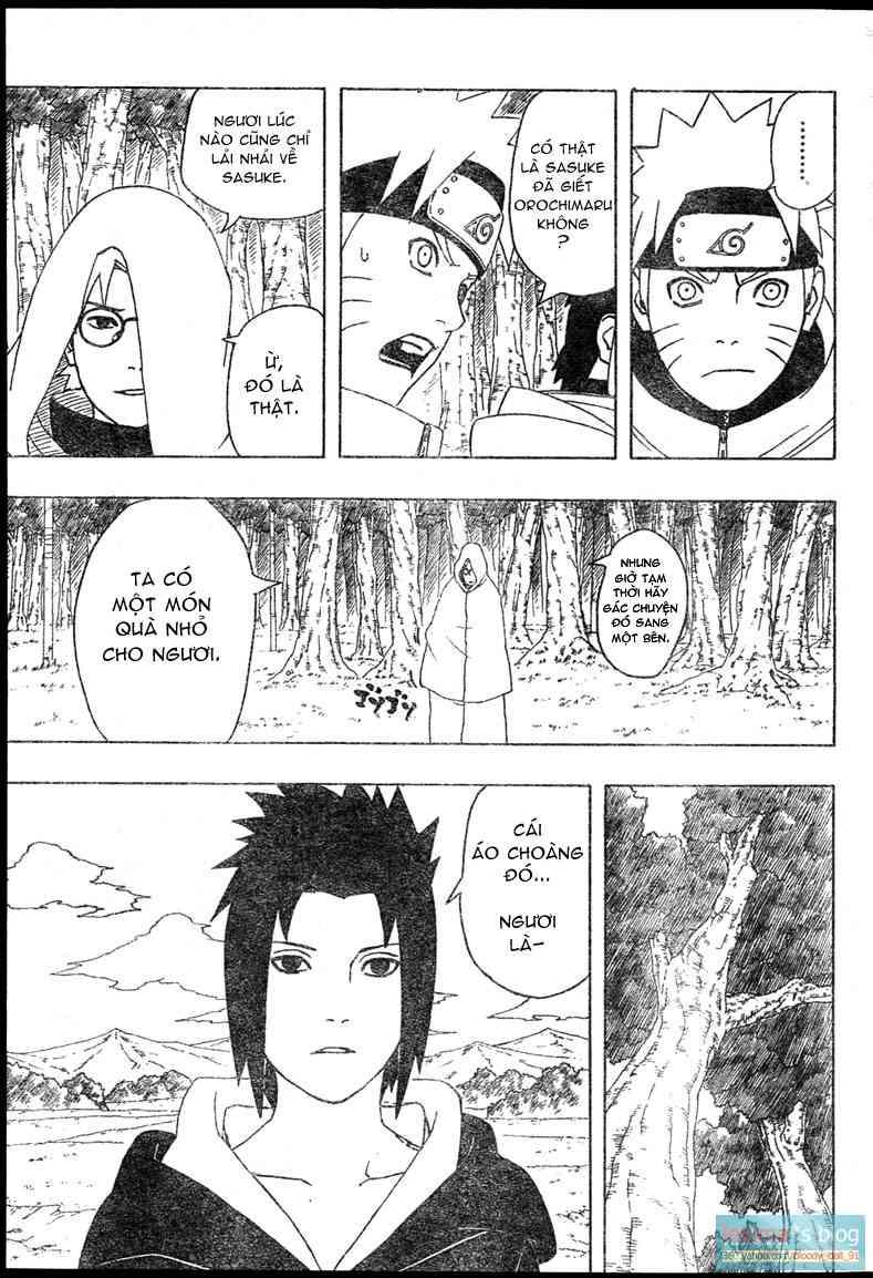 Naruto chap 356 Trang 8 - Mangak.info