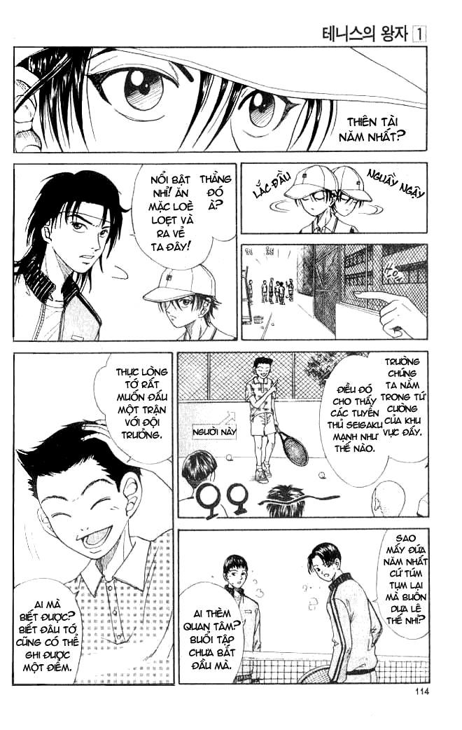 Prince of Tennis chap 4 Trang 7