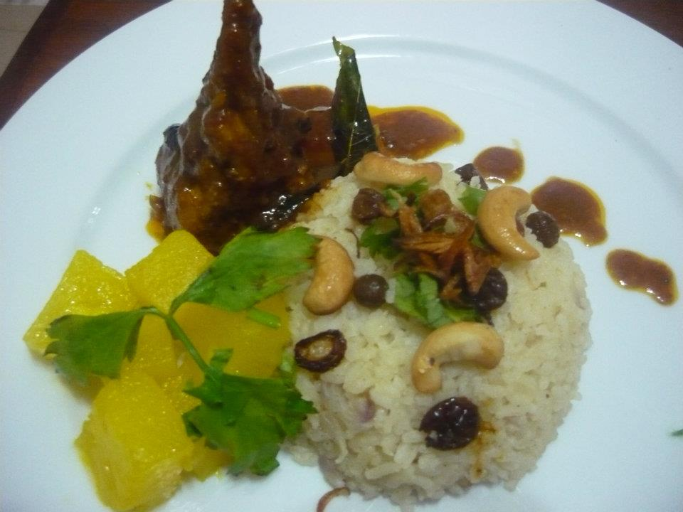 Resepi Nasi Ayam Tanpa Mentega