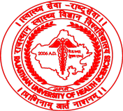 Rajasthan University of Health And Science, RUHS, Rajasthan, Post Graduation, Medical Officer, ruhs logo