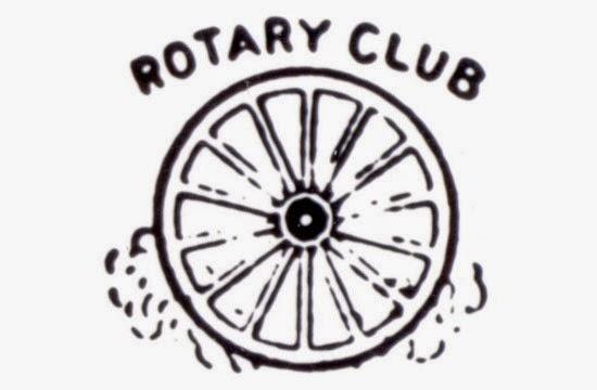 Segundo símbolo do Rotary Club de Chicago criado por Montague M. Bear, 1906
